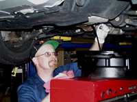 Covenants master mechanics in Manassas VA